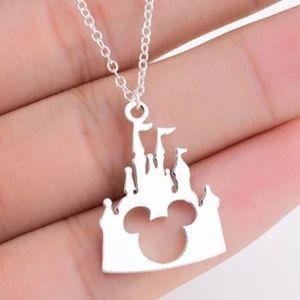 Disney mickey mouse Necklace